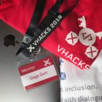 Dr. Gege Gatt is selected as a mentor and judge of the hackathon event