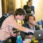 Participants of the Vatican Hackathon