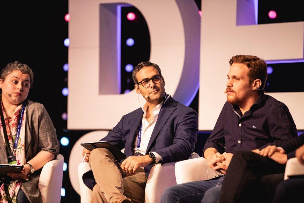 Speaking at the DELTA Summit in 2019