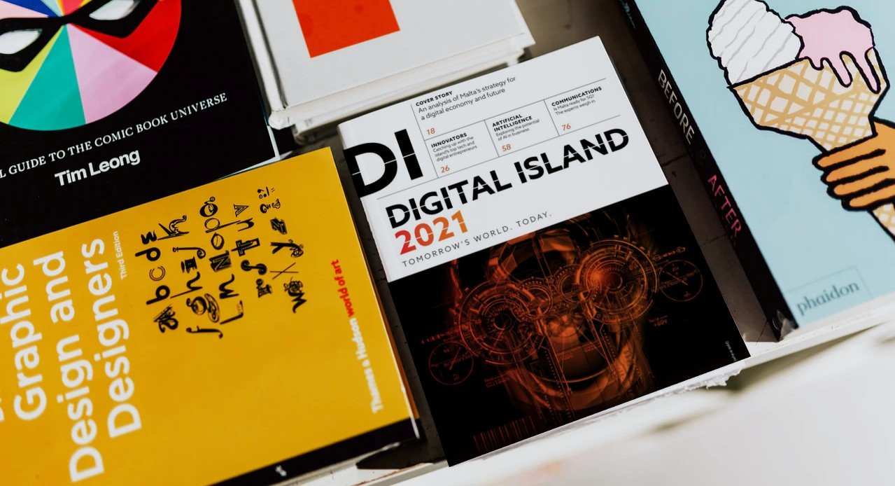 Digital Island 2021 Magazine