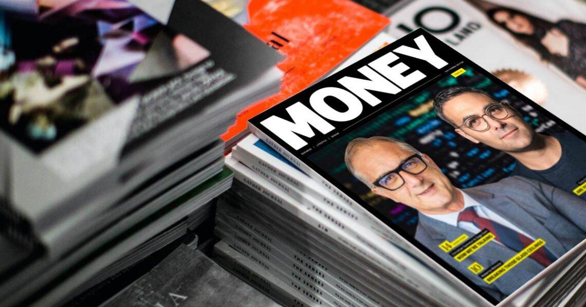 Money Magazine - Gege Gatt