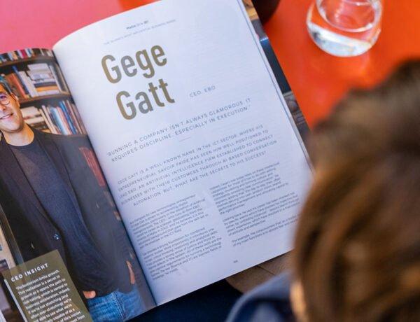 Malta CEOs: Dr. Gege Gatt